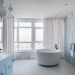 Blue And White Bathroom Decor Awesome Decors