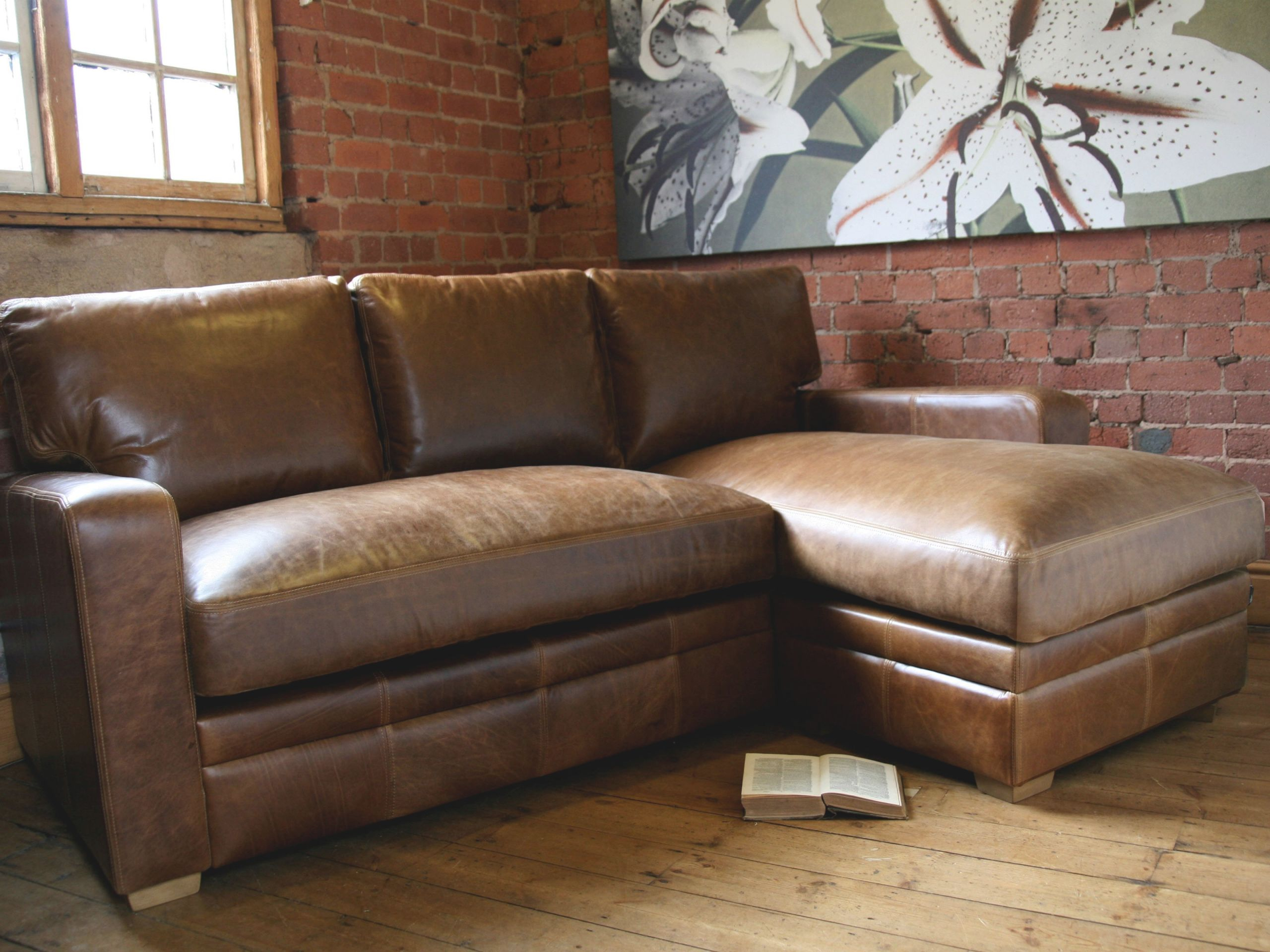 sofas western leather couch rustic