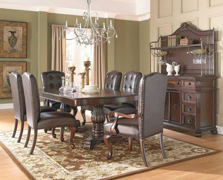 Unless you have one already, you'll need to invest in. Sophia 5 Piece Dining Set in Badcock Furniture Living Room ...