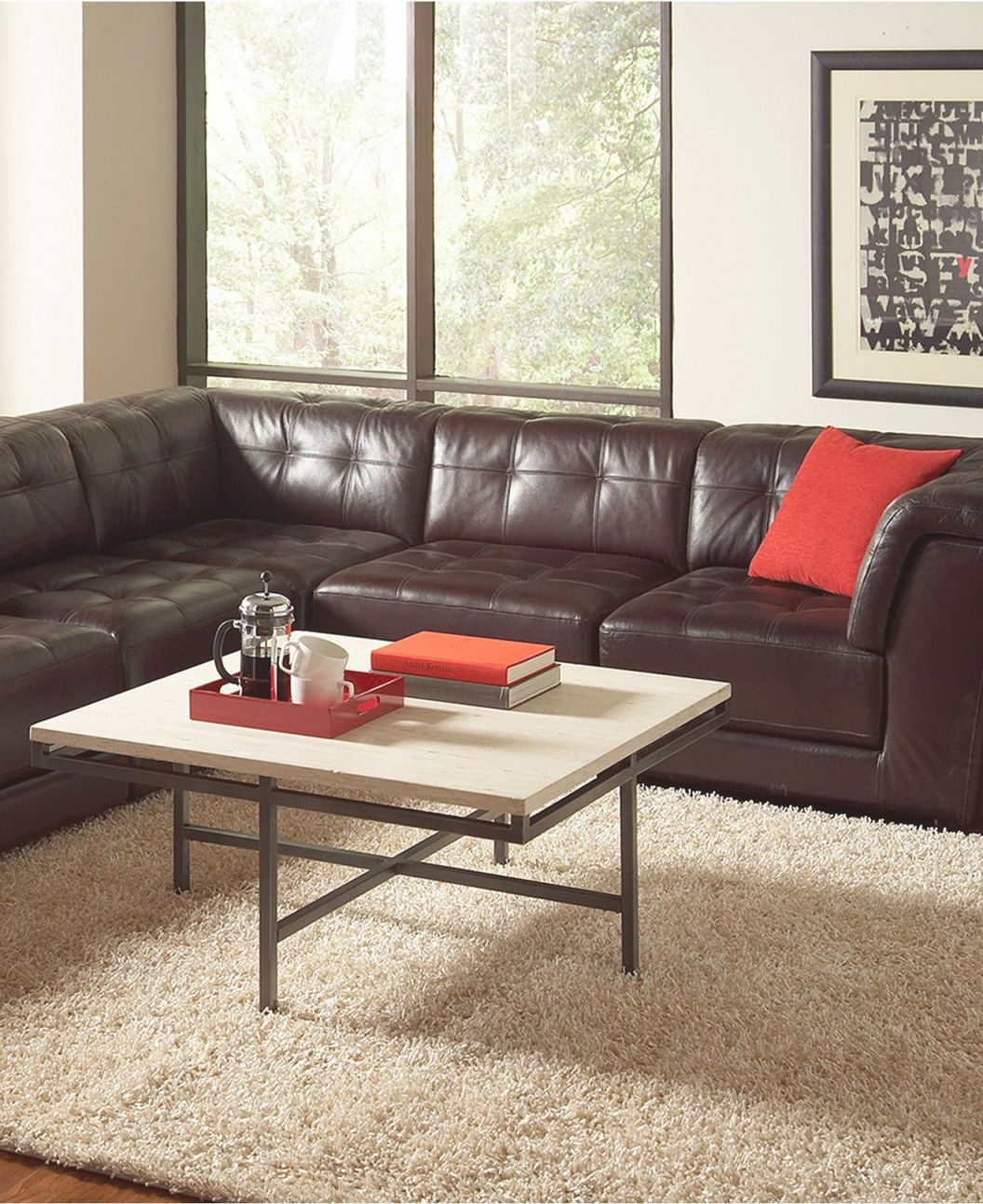6 piece modular sectional sofa