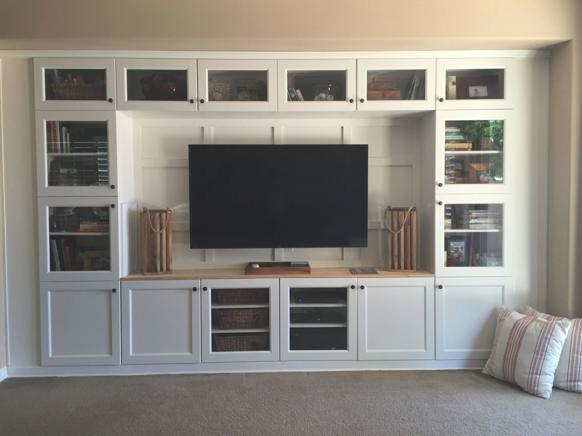 Best of Ikea Wall Cabinets Living Room - Awesome Decors