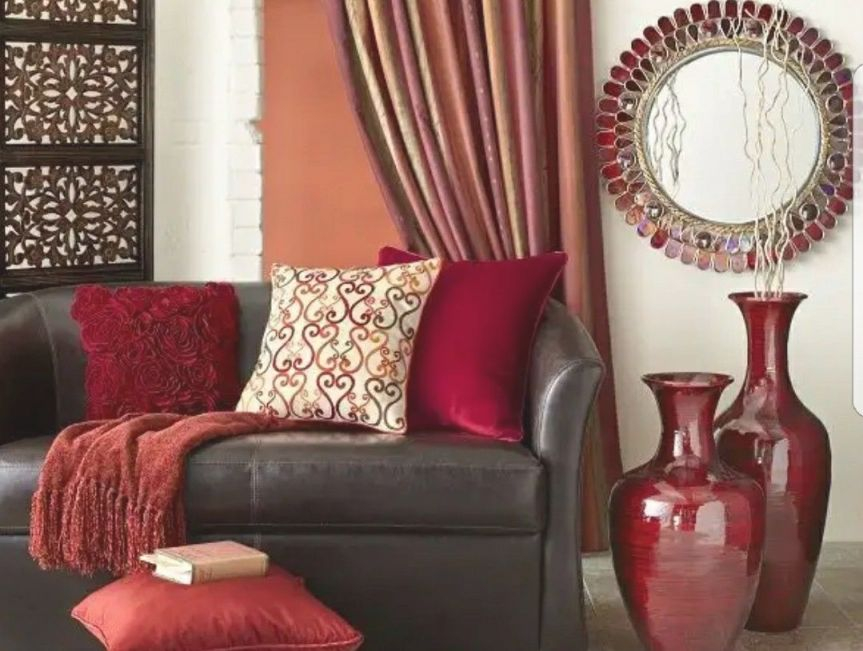 Red Brown And Gold Living Room Living Room Colors Living In 8 Amazing Inspiration Ideas For Brown And Red Living Room Awesome Decors
