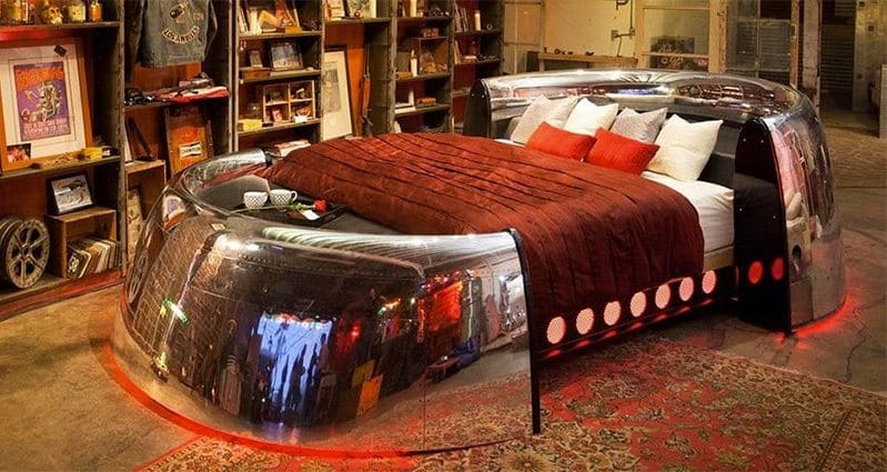 Possibly The Coolest Bed In The World