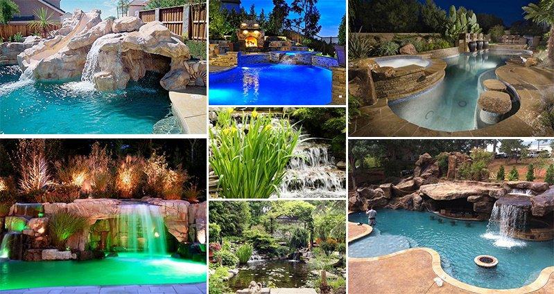 16 Beautiful Backyards You Wish Yours Looked Like on Beautiful Backyard  id=75420