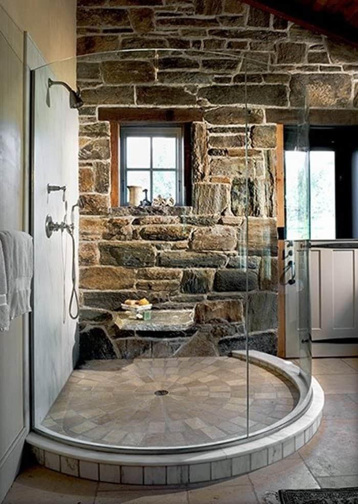 15 Rustic Bathroom Designs You Will Love