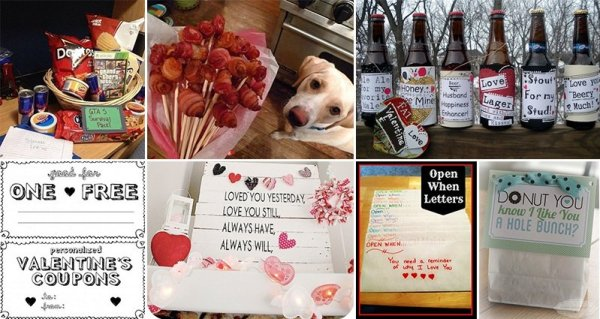 14 Creative DIY Valentine's Day Gift Ideas That Are Awesome