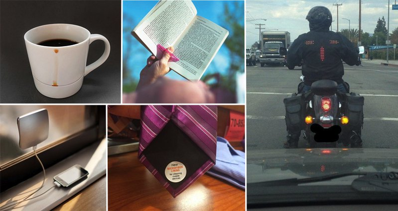 20 Useful Inventions That Make Life Easier