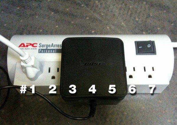 huge plug