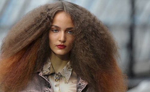 12 Struggles That Are Real For People With Thick Hair