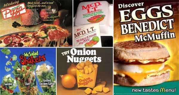 13 Old School 'McDonald's' Items You Forgot Were Ever On ...