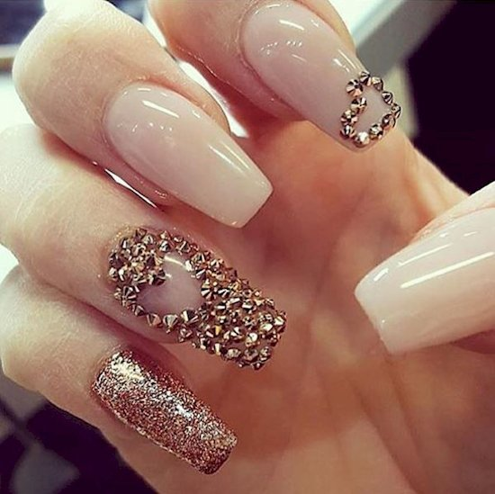 15 Manicure Ideas To Help Inspire You For Your Wedding Day