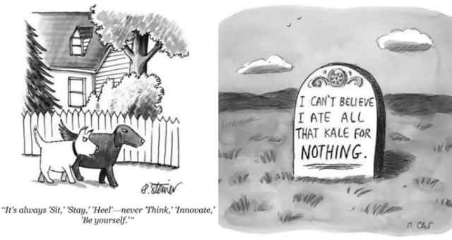 14 Hilarious New Yorker Cartoons That You Have To See