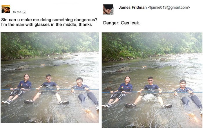 Photoshop Wizard James Fridman Is Back With Even More