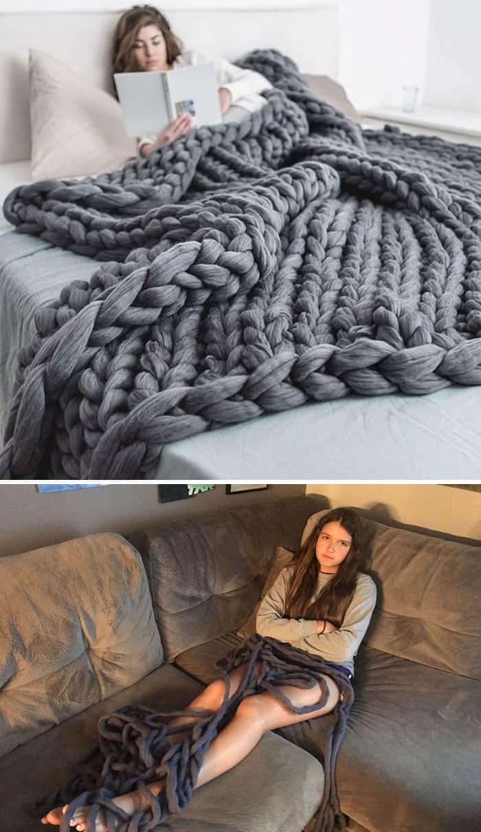 cozy-blanket-upset-online-shoppers