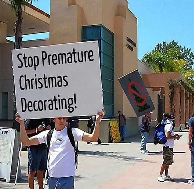 stop-premature-christmas-decorations-hilarious-protest-signs