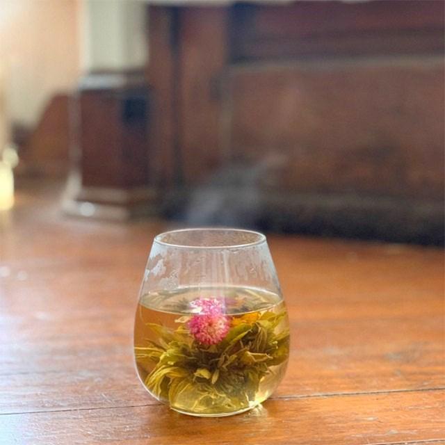 flowering teas bloom
