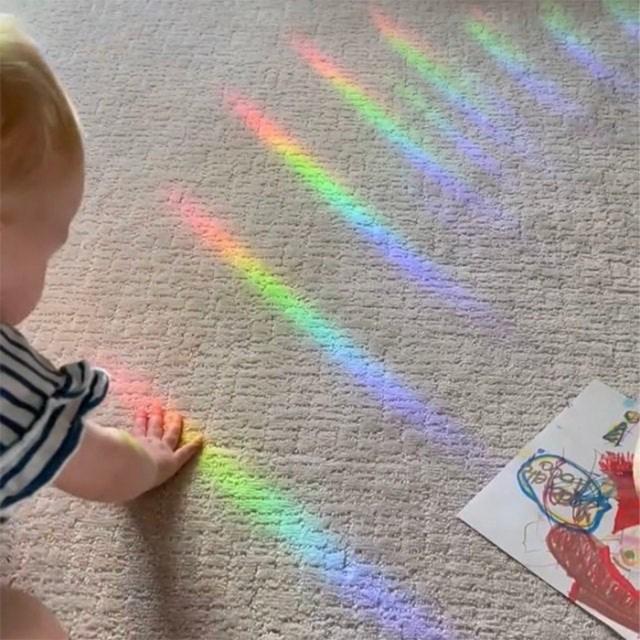 rainbow maker decal