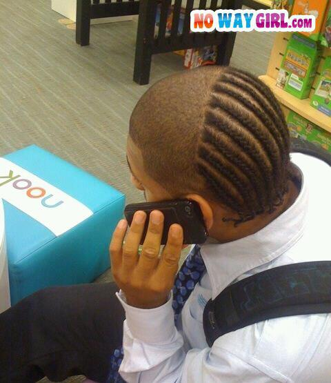 Whose Half Braids Are These Awesomely Luvvie