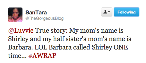 Dear Shirley Woman To Woman Dont Be Calling Barbaras