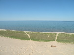 Laketown Beach - The Awesome Mitten