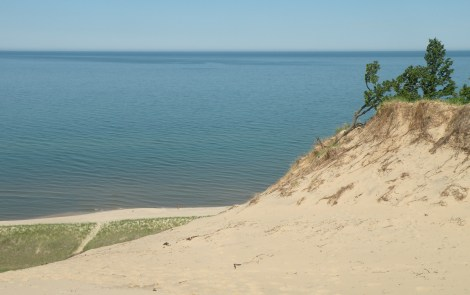 Laketown Beach is a Beautiful Michigan Beach to Visit This Summer