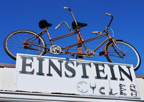 Einstein Bicycles