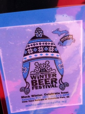 Michigan Winter Beer Festival  - The Awesome Mitten