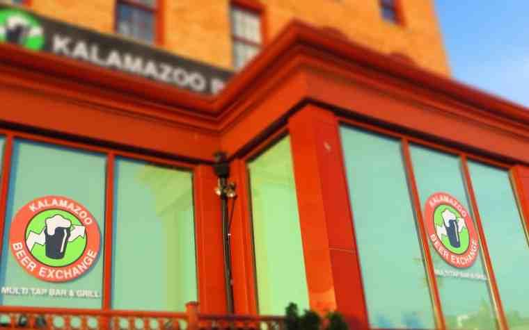 Kalamazoo Beer Exchange - The Awesome Mitten