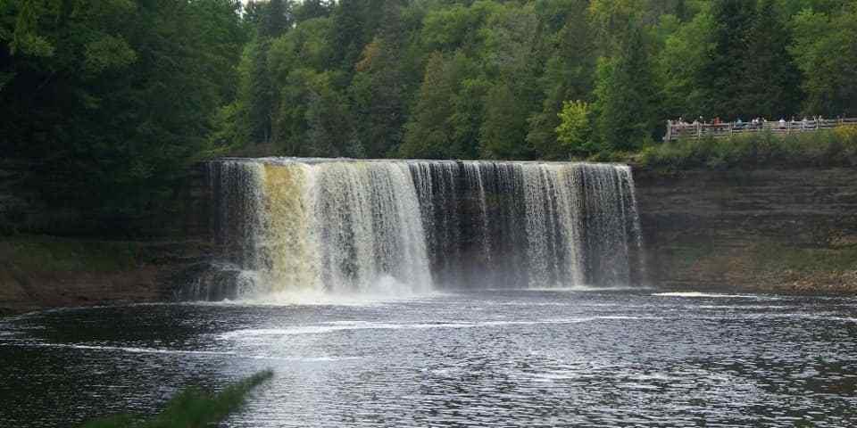 Day 341: Tahquamenon Falls State Park