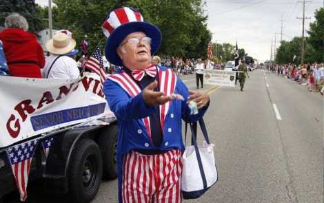 Grandville Fourth of July Celebration