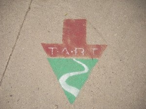 The Awesome Mitten- TART Trail System