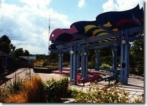 The Awesome Mitten- 4-H Children's Garden