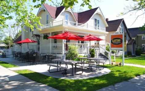 Slabtown Cafe & Burgers