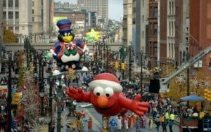 The Awesome Mitten (America's Thanksgiving Day Parade)