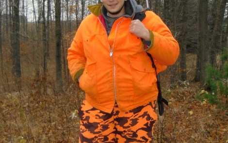 A First-Timer's Foray Into Northern Michigan Hunting