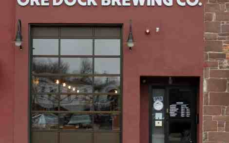 Ore Dock Brewery Brings Marquette Together