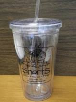 Short's Brewing Co Tumbler - The Awesome Mitten