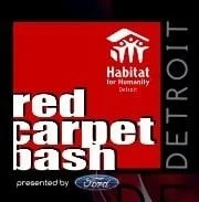 Habitat for Humanity Detroit Red Carpet Bash