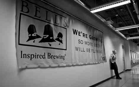 Bell's Brewery Production Facility - The Awesome Mitten