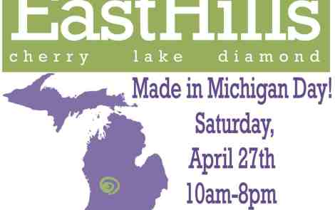 East Hills Business Association Celebrates Michigan Made Day 2013