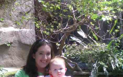 Contributing Writer Kati Bethuy and her daughter Caitlin