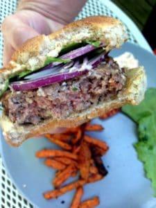 Fake-Out Burger