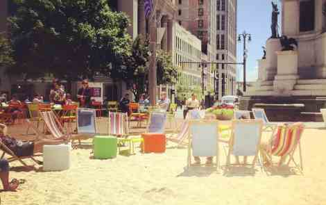 5 Things to Do in Downtown Detroit this Summer