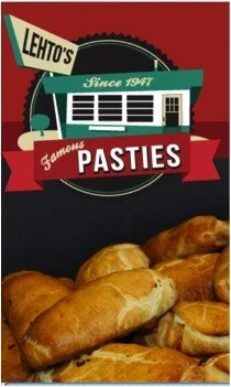 Pretty Awesome Pasties:  With Lehto's Pasties, It's A Good Thing Our KPI Score Goes To 11!