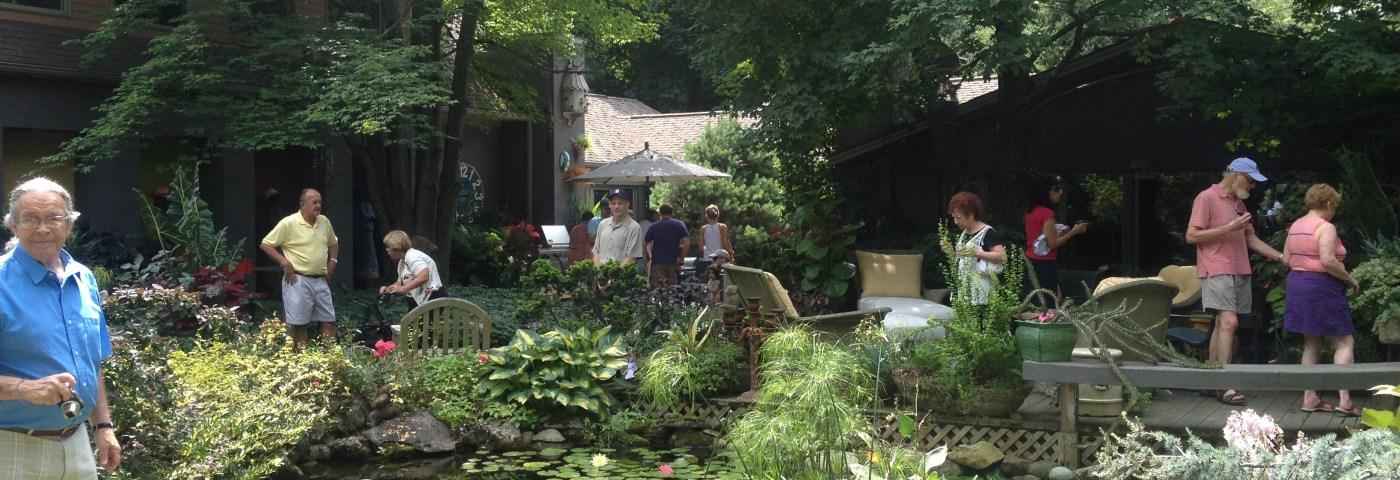 A Walk Through the Secret Gardens of Detroit