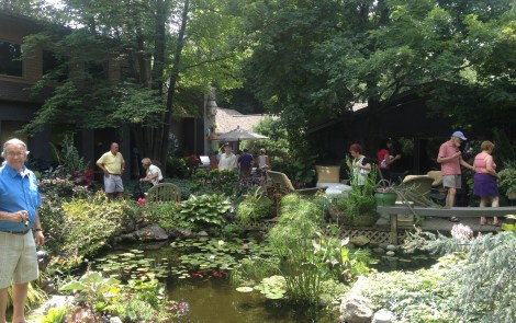 A Walk Through the Secret Gardens of Detroit