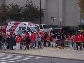 Photo Courtesy of the Wayne State University's Law School Ambulance Chase