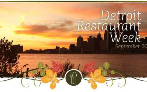 Detroit Restaurant Week