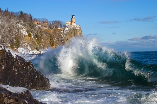 Making a Splash: The Top 10 @LakeSuperior Tweets
