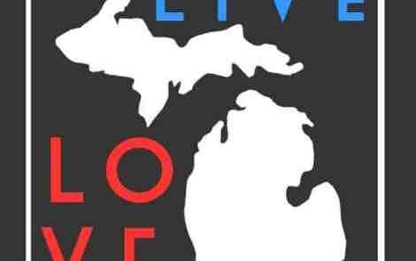 Live Love Michigan